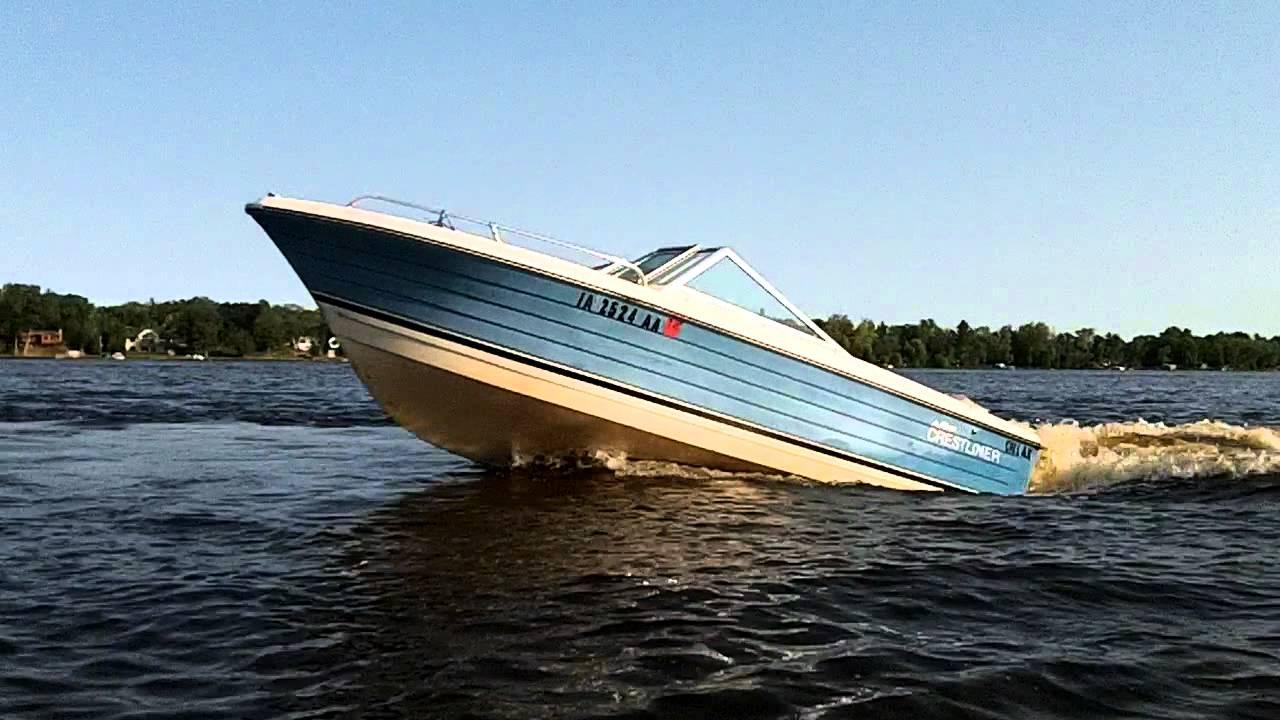 boat wont plane
