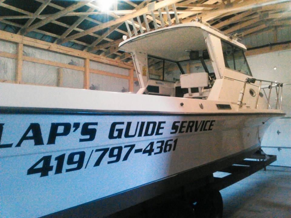 Tonys boat