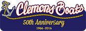 Clemons_50th_logo