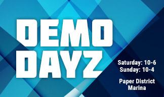Demo Dayz Boat Show