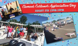 Customer Appreciation Day August 5th