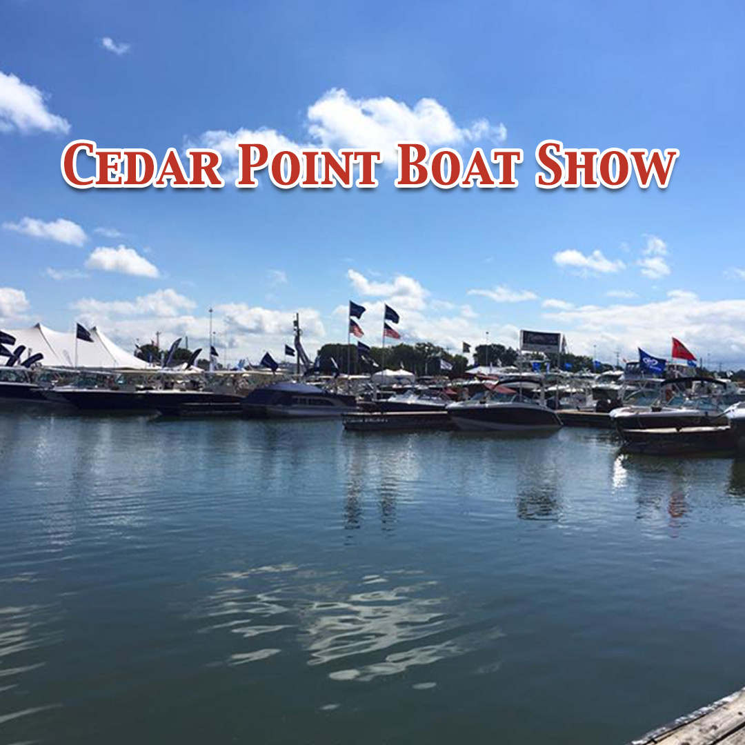 Cedar Point Boat Show