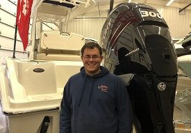 Ben Keller | Marine Service Technician at Clemons Boats in Sandusky, Ohio