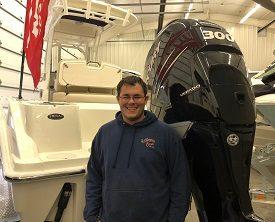 Ben Keller | Marine Service Technician at Clemons Boats in Sandusky, Ohio